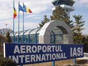 Aeroportul din Iaşi din ce în ce mai popular