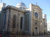 Hram la Biserica Greacă din Galaţi