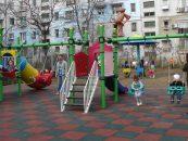 Noi parcuri de joacă modernizate la Iași