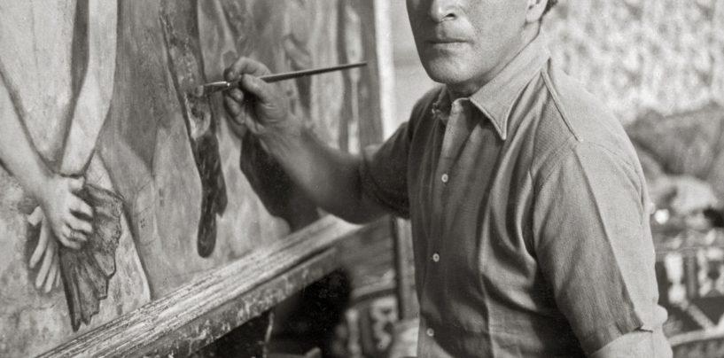 Marc Chagall, un ludic al culorilor
