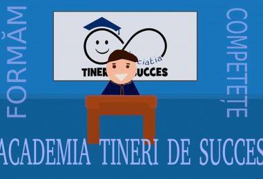 """""""ATITUDINEA DE SUCCES LA EXAMENELE VIEȚII"""""""