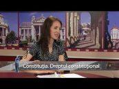 Justiția pentru toți | 21.09.2017 | Aurelia Lozbă, invitat Alexandru Amititeloaie | Constituţia. Dreptul constituţional în România