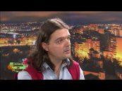 Studioul de poezie | 28.09.2017 | Adi Cristi şi Cassian Maris Spiridon, invitat Cătălin Mihai Ştefan