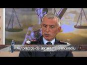Justiția pentru toți | 28.09.2017 | Aurelia Lozbă, invitați Silvia Bolohan si Dragoș Roșu | Autorizația de securitate la incendiu