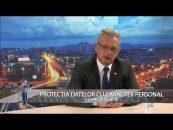 Justiția pentru toți   19.10.2017   Aurelia Lozbă, invitat prof. univ. Adrian Munteanu   Protecția datelor cu caracter personal – GDPR