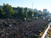 20.000 de credincioşi au fost la slujba liturgică de hramul Cuvioasei Parascheva