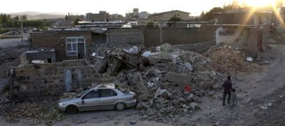 Cutremur de 7,3 grade în Irak