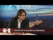 Alchimii Literare | 20.12.2017 | Șerban Axinte, invitat Adina Hulubaș | Arhiva vie a folclorului