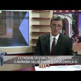 Justiția pentru toți | 07.12.2017 | Aurelia Lozbă, invitat Traian Claudy Irimia | Ce trebuie să știm când construim, cumpărăm sau reparăm o casă (II)