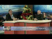 Cortina de sticlă | 21.12.2017 | Ioan Holban, invitat preot Radu Branză | Obiceiuri tradiționale de Crăciun