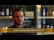 Videoteca Excelenței | 31.01.2018 | Raluca Daria Diaconiuc, invitat Alexandru Plămadă | Școala și dezvoltarea tinerilor