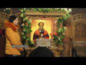 """Credinţa   25.02.2018   George Lămăşanu   Slujba de hram la Biserica """"Sf. Haralambie"""""""