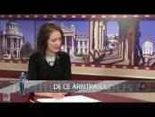 Justiția pentru toți | 08.02.2018 | Aurelia Lozbă, invitat Radu Tărniceriu | De ce arbitrajul?