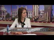Justiția pentru toți | 15.02.2018 | Aurelia Lozbă, invitata Carla Cozma | Avocatul Copilului