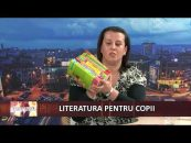 Alchimii Literare | 16.02.2018 | Șerban Axinte, invitat Carmen Vițcu | Literatura pentru copii