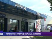 Aeroportul Internațional Iași, în regres