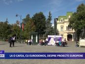 La o cafea, despre proiectele europene din Regiunea de Nord Est
