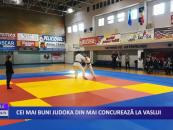 Cei mai buni judoka din MAI concurează la Vaslui