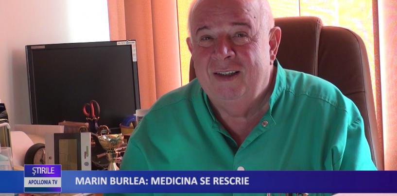 Prof.univ.dr Marin Burlea, decorat post mortem de Preşedintele României