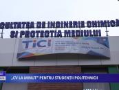 """""""CV la minut"""" pentru studenții politehnicii"""