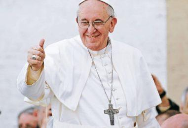 Papa Francisc va fi aşteptat la Iaşi de 120.000 de pelerini