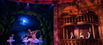 Spectacol de pe Broadway şi la Naţionalul ieşean