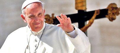 Papa Francisc vine la Iasi