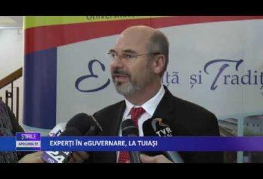 Experţi în e-Guvernare, la TUIAŞI
