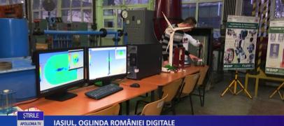 Iaşiul,  oglinda României digitale