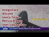 Copil complet sănătos, înscris la școala de surzi din Buzău