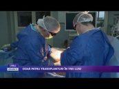La Spitalul C.I.Parhon s-au efectuat doar patru transplanturi renale