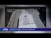 Cimitirul evreiesc din Huşi, vandalizat