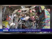 Cel mai mare exerciţiu cu focus medical NATO
