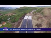 Aviz negativ pentru autostrada Bacău – Brașov