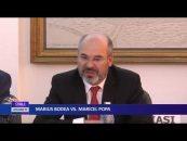 MARIUS BODEA VS. MARICEL POPA