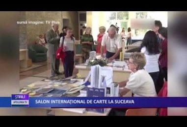 Salon internaţional de carte la Suceava