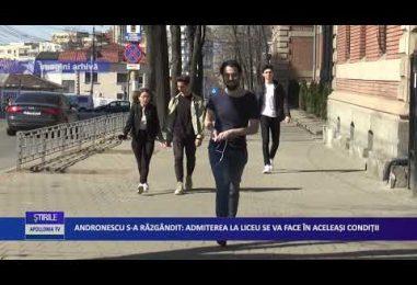 Ecaterina Andronescu s-a razgandit: admiterea la liceu se va face in aceleasi conditii