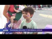 TELEVIZIUNEA APOLLONIA TV DIN ORĂȘELUL COPIILOR