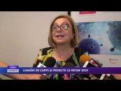 LANSĂRI DE CARTE ȘI PROIECTE LA PATINF 2019