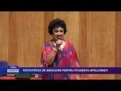 FESTIVITATEA DE ABSOLVIRE PENTRU STUDENŢII APOLLONIŞTI