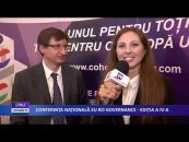 Conferința Națională EU RO Governance – ediția a IV-a