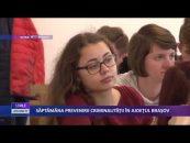 Săptămâna prevenirii criminalităţii în judeţul Braşov