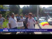 Protest pentru pastrarea Cheilor Bicazului in Judetul Neamt