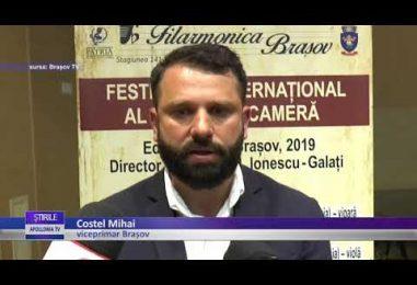 FESTIVALUL INTERNAŢIONAL AL MUZICII DE CAMERĂ LA BRAŞOV