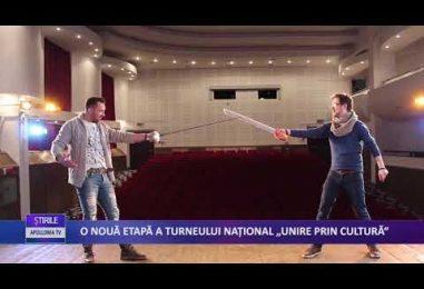 """O NOUĂ ETAPĂ A TURNEULUI NAȚIONAL """"UNIRE PRIN CULTURĂ"""""""