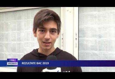 REZULTATE BAC 2019