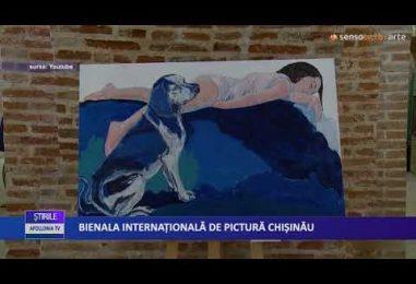 BIENALA  INTERNAȚIONALĂ DE PICTURĂ CHIȘINĂU