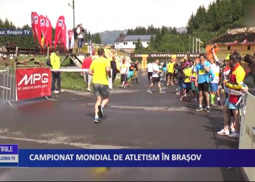CAMPIONAT MONDIAL DE ATLETISM IN BRASOV