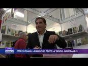 PETRE ROMAN, LANSARE DE CARTE LA TÂRGUL GAUDEAMUS