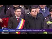 """PREDAREA-PRIMIREA COMENZII LA BRIGADA 15 MECANIZATĂ ,,PODU ÎNALT"""""""